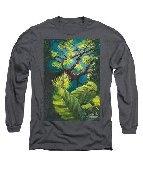 The Goblin Market Restaurant Tree Mt. Dora Long Sleeve T-Shirt
