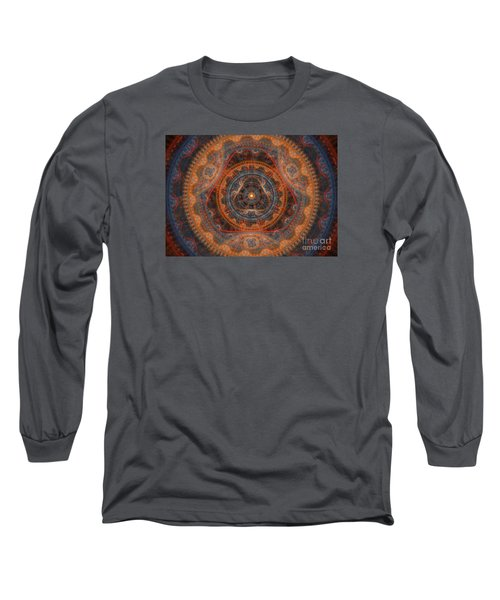 The God's Eye Long Sleeve T-Shirt