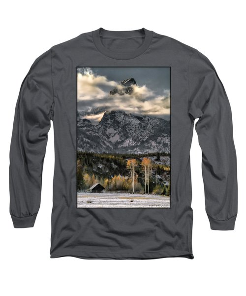 The Grand Teton Long Sleeve T-Shirt