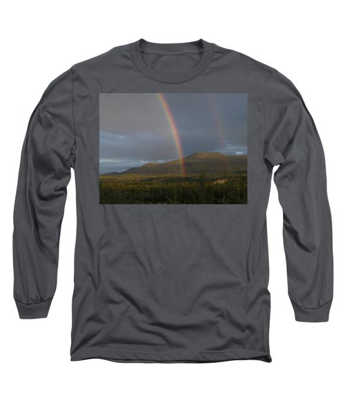 The Great Divide Long Sleeve T-Shirt by Brian Boyle