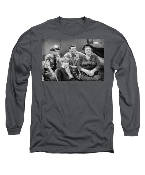 The Griffith Household Long Sleeve T-Shirt