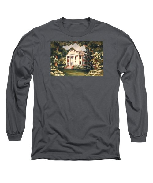 The Grove Tallahassee Florida Long Sleeve T-Shirt