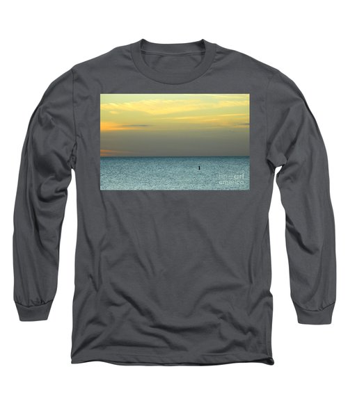 The Gulf Of Mexico Long Sleeve T-Shirt