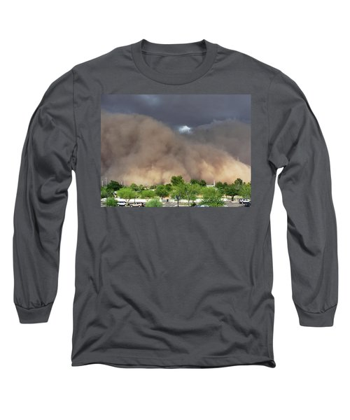 The Haboob Is Coming Long Sleeve T-Shirt