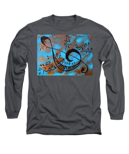 The Happy Sol Key Long Sleeve T-Shirt