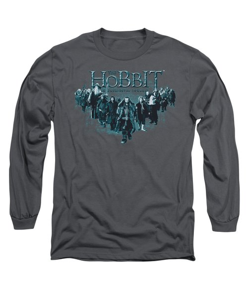 The Hobbit - Thorin And Company Long Sleeve T-Shirt