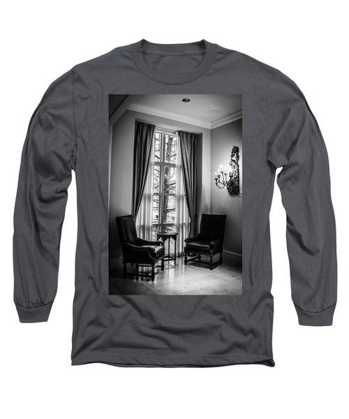 The Hotel Lobby Long Sleeve T-Shirt