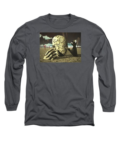 The Immutable Dream Long Sleeve T-Shirt