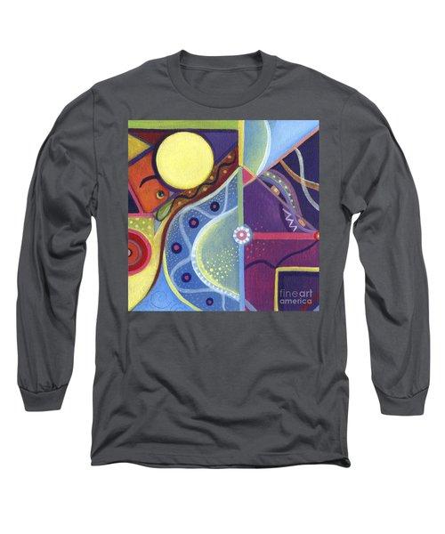 The Joy Of Design Xl Long Sleeve T-Shirt