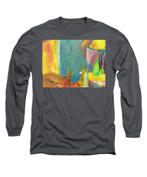 The Lamp And Bamboo Long Sleeve T-Shirt