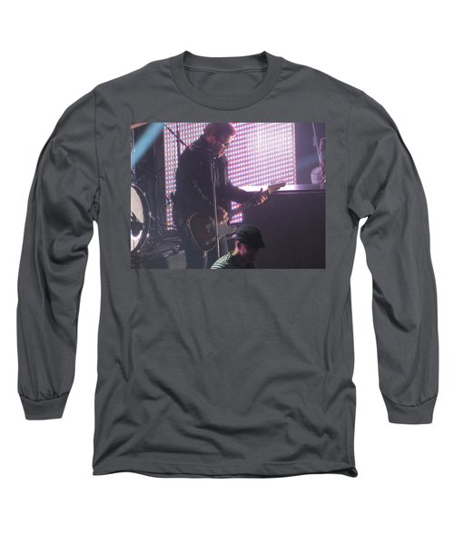 The Leadsinger Of Newsong Long Sleeve T-Shirt