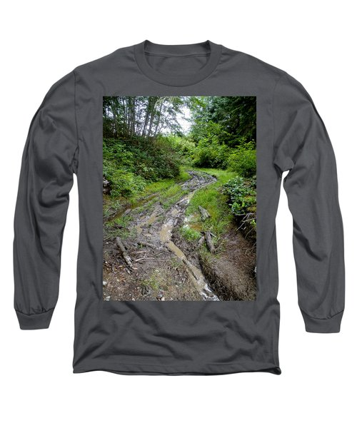 The Ledge Point Trail Long Sleeve T-Shirt