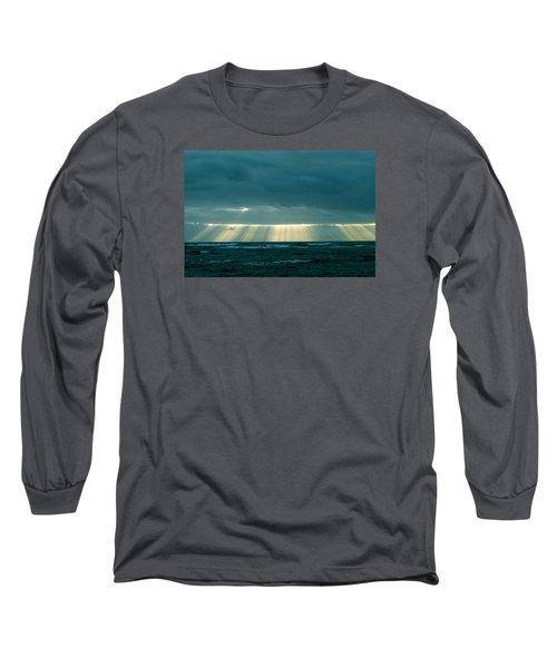 The Light Above Kapoho Long Sleeve T-Shirt