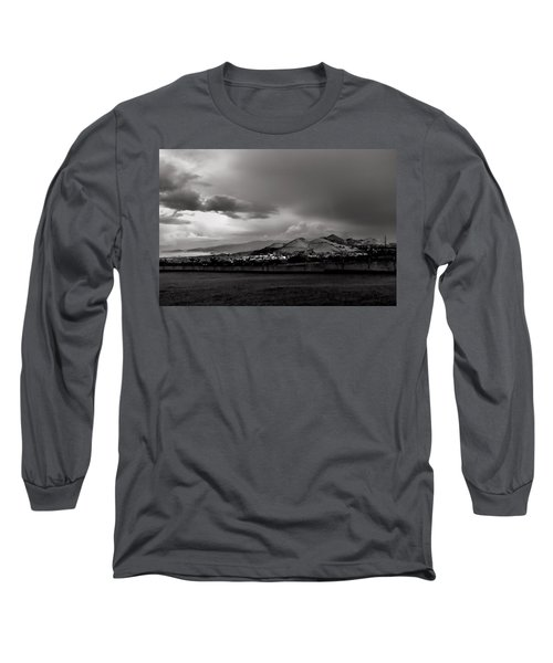 The Light Of Heaven Long Sleeve T-Shirt