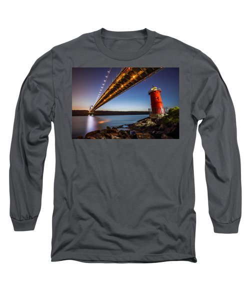 The Little Red Lighthouse Long Sleeve T-Shirt