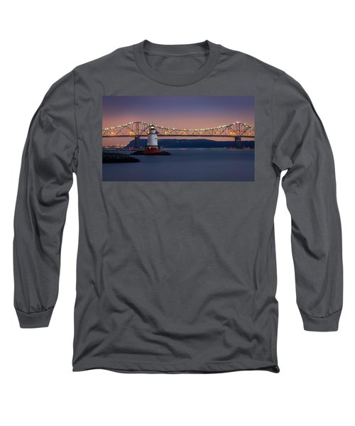 The Little White Lighthouse Long Sleeve T-Shirt