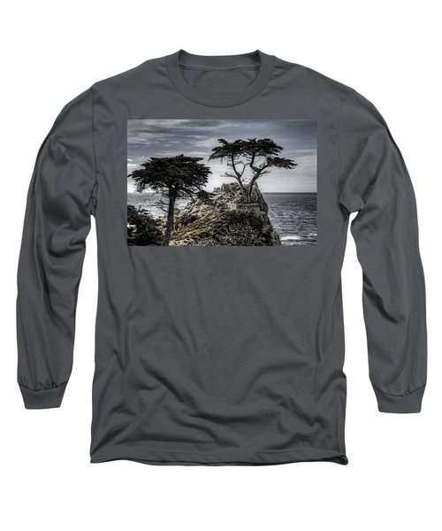 The Lone Cypress Long Sleeve T-Shirt