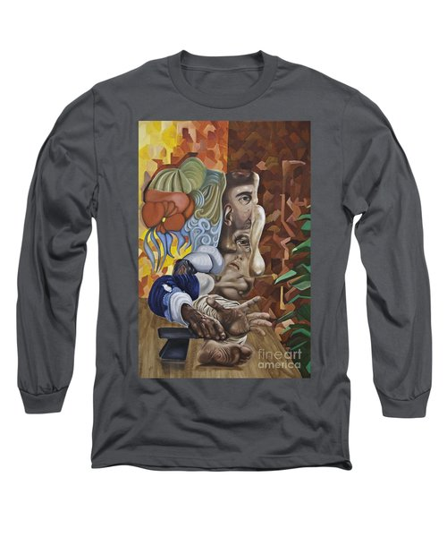 The Mad Sculptor Long Sleeve T-Shirt