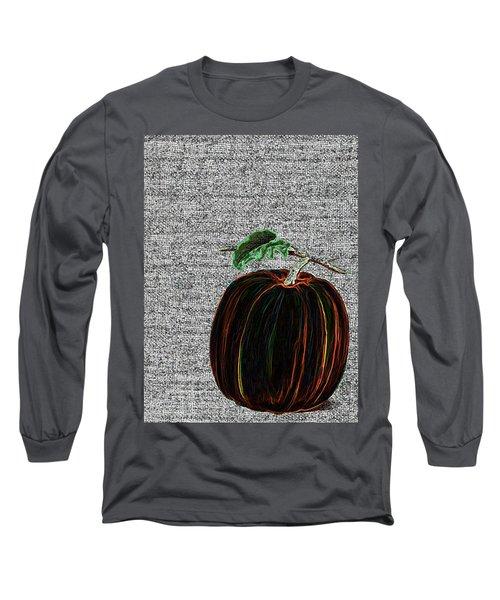 The Magical Pumkin Long Sleeve T-Shirt by Enzie Shahmiri