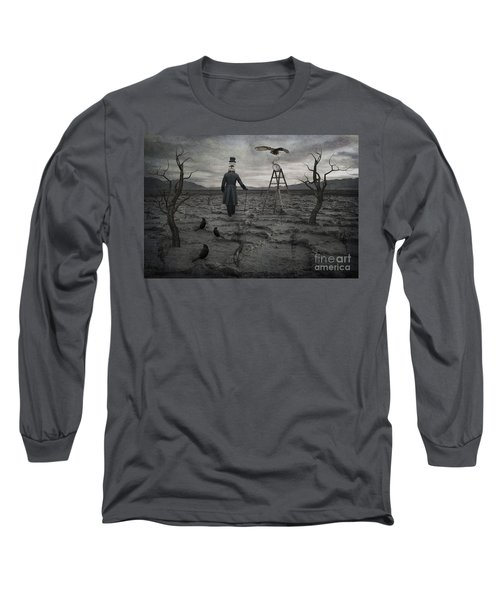 The Magician Long Sleeve T-Shirt by Juli Scalzi