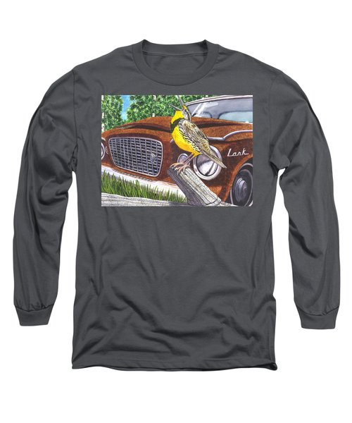 The Meadowlarks Long Sleeve T-Shirt by Catherine G McElroy