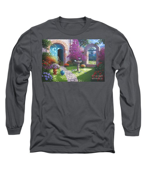 The Meeting Place Long Sleeve T-Shirt