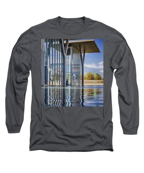 The Modern Long Sleeve T-Shirt