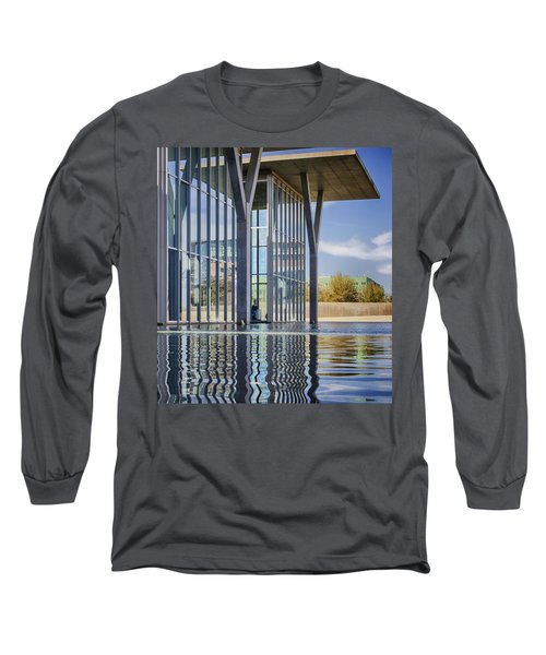 The Modern Long Sleeve T-Shirt