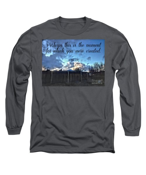 The Moment Long Sleeve T-Shirt