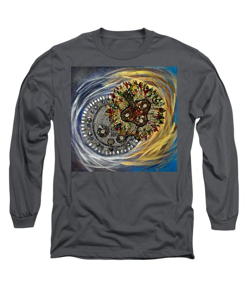 The Moon's Eclipse Long Sleeve T-Shirt