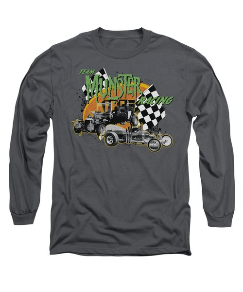 The Munsters - Munster Racing Long Sleeve T-Shirt