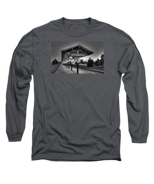 Historic 4 Long Sleeve T-Shirt