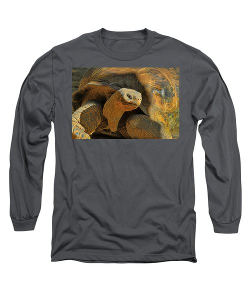 The Old Guy Long Sleeve T-Shirt