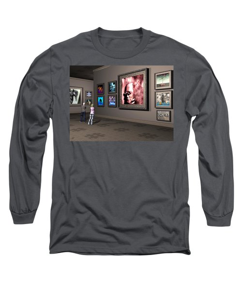 The Old Museum Long Sleeve T-Shirt