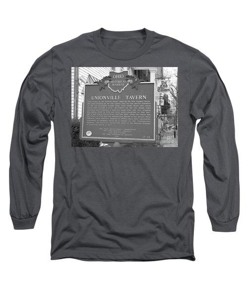 The Old Tavern II Long Sleeve T-Shirt