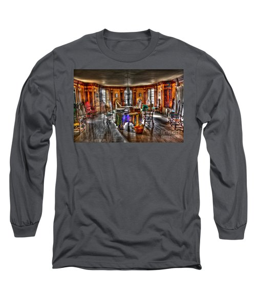 The Parlor Visit Long Sleeve T-Shirt