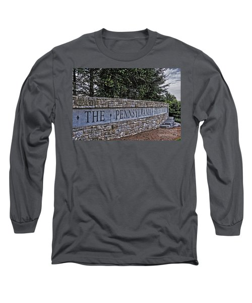 The Pennsylvania State University Long Sleeve T-Shirt