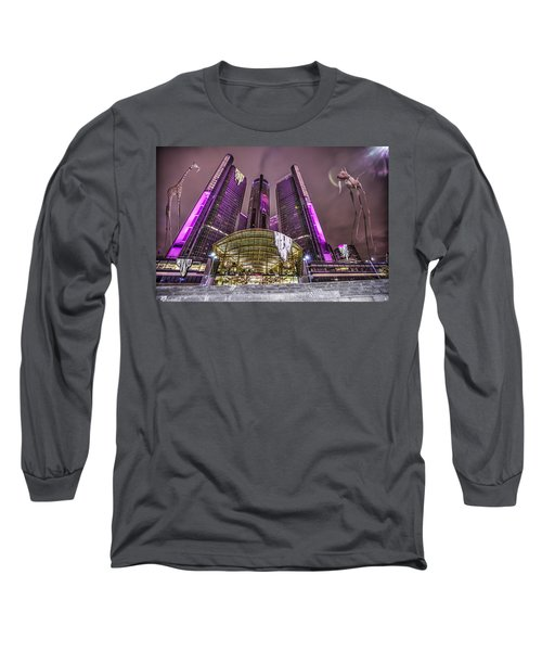 Long Sleeve T-Shirt featuring the photograph The Persistence Of Time by Nicholas  Grunas
