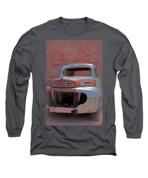 The Pick Up Long Sleeve T-Shirt by Lynn Sprowl