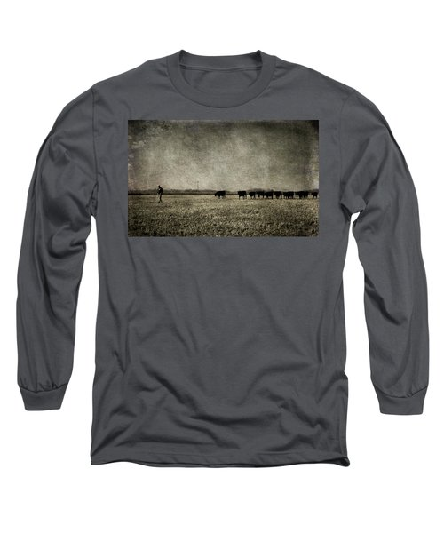 The Pied Piper Of Angustown Long Sleeve T-Shirt