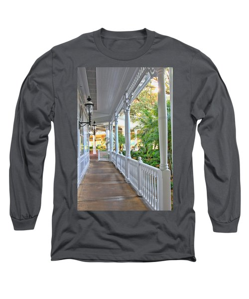 The Promenade Long Sleeve T-Shirt