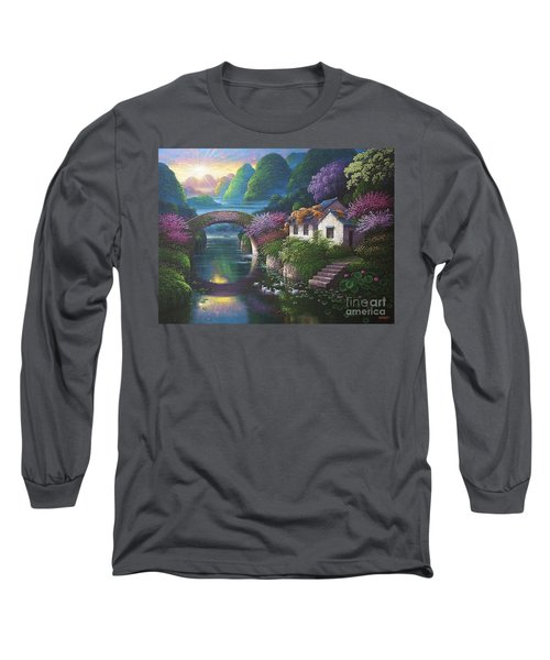 The Promise Of Spring Long Sleeve T-Shirt