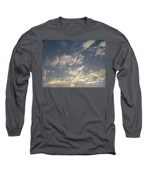 The Rain Storm  Long Sleeve T-Shirt