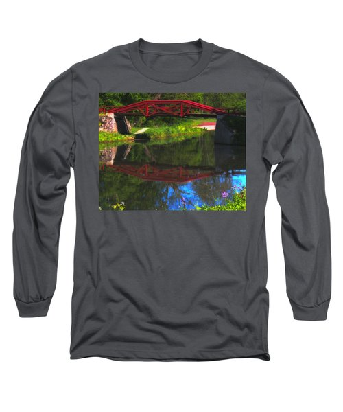 The Red Bridge Long Sleeve T-Shirt