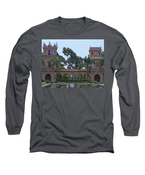 The Reflection Pool Long Sleeve T-Shirt