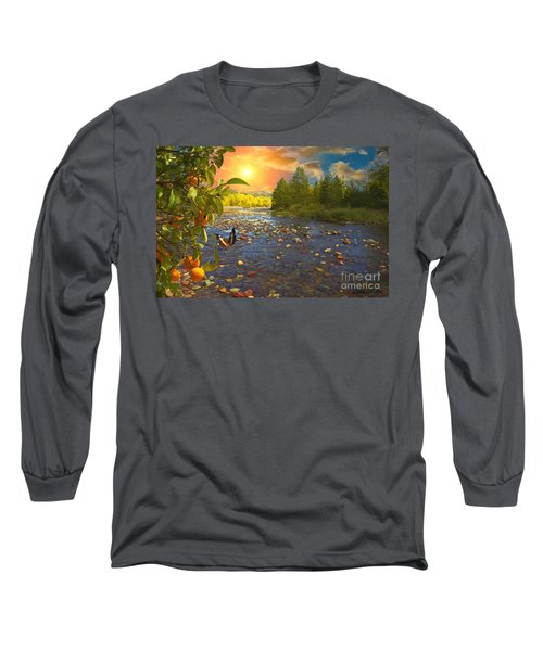 The Riches Of Life Long Sleeve T-Shirt