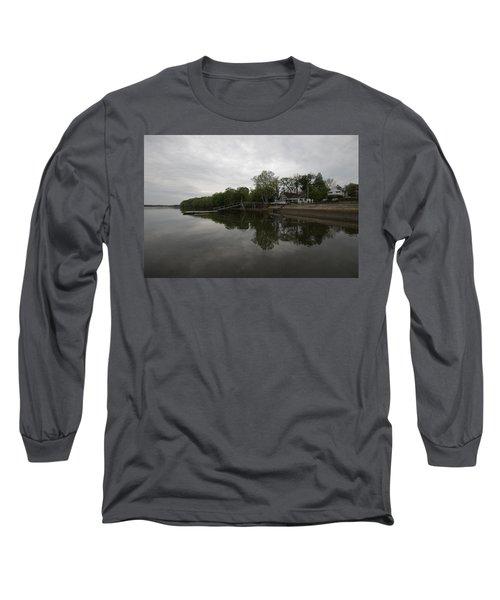 The River Long Sleeve T-Shirt