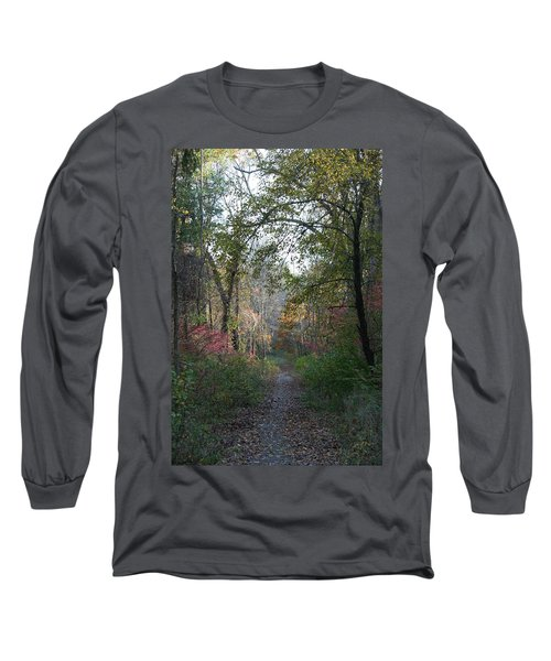 The Road Ahead No.2 Long Sleeve T-Shirt