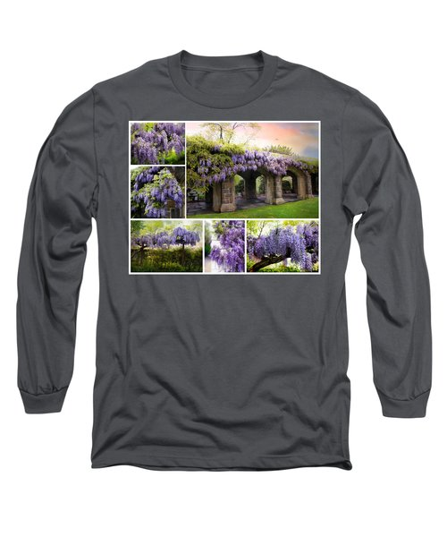 The Scent Of Spring Long Sleeve T-Shirt