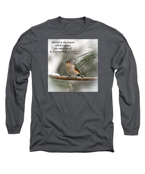 The Season Of Love  Long Sleeve T-Shirt